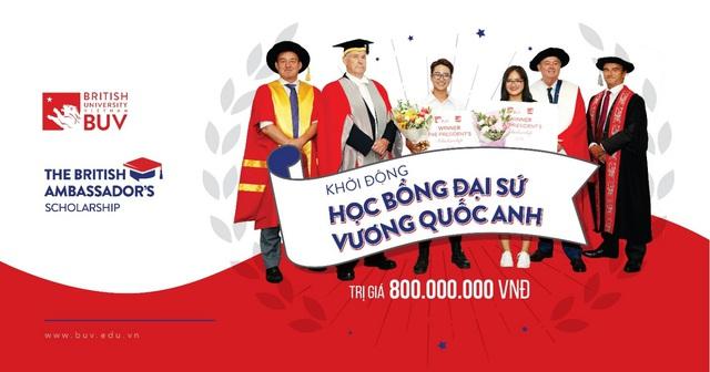 Trường Đại học Anh Quốc Việt Nam khởi động quỹ học bổng trị giá 40 tỷ đồng - Ảnh 4.