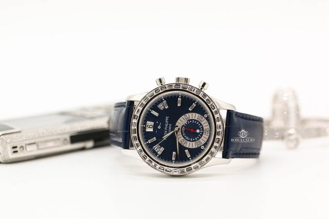 Những cách đơn giản của Boss Luxury để phân biệt đồng hồ Patek Philippe giả - Ảnh 2.