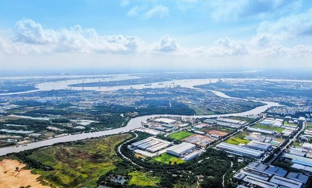 BĐS Nam Sài Gòn tăng thanh khoản, hình thành các đô thị mới - Ảnh 1.
