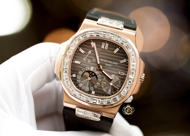 Những cách đơn giản của Boss Luxury để phân biệt đồng hồ Patek Philippe giả - Ảnh 3.