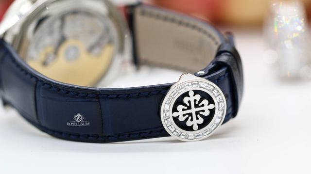 Những cách đơn giản của Boss Luxury để phân biệt đồng hồ Patek Philippe giả - Ảnh 4.