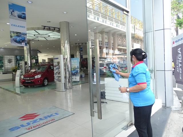 Phòng tránh dịch Corona, Suzuki tặng máy lọc không khí cho khách mua ô tô - Ảnh 1.