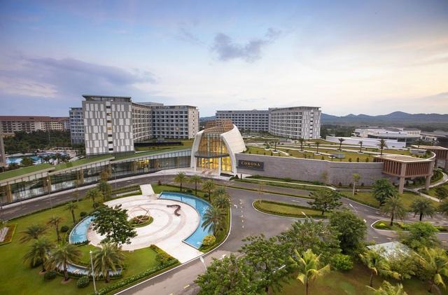 Thu lời ấn tượng sau một năm hoạt động, Corona Resort & Casino Phú Quốc hứa hẹn bùng nổ trong năm 2020 - Ảnh 2.  Thu lời ấn tượng sau một năm hoạt động, Corona Resort & Casino Phú Quốc hứa hẹn bùng nổ trong năm 2020 photo 2 1582339366110818700297