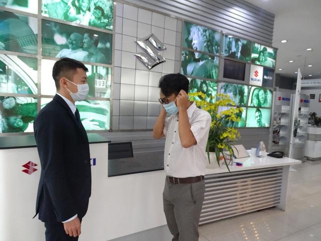 Phòng tránh dịch Corona, Suzuki tặng máy lọc không khí cho khách mua ô tô - Ảnh 4.