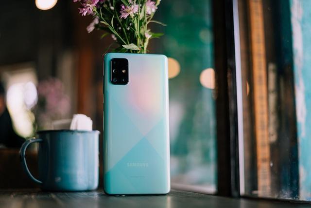 2 tính năng xứng tầm flagship là điều làm nên giá trị của Galaxy A71 - Ảnh 1.