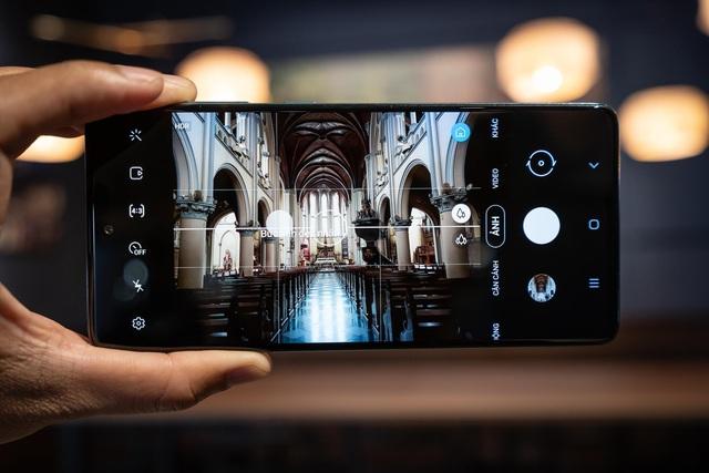 2 tính năng xứng tầm flagship là điều làm nên giá trị của Galaxy A71 - Ảnh 2.
