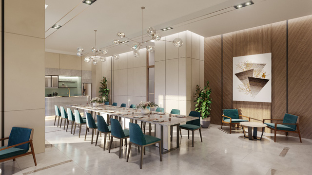 Dự án Westgate của An Gia: điểm sáng căn hộ giá tầm trung khu Tây Sài Gòn - Ảnh 2.