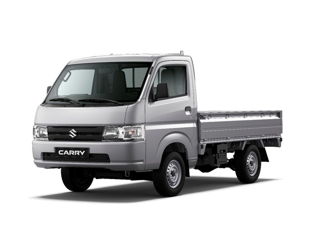 Xe tải nhẹ Suzuki Super Carry Pro thêm màu mới, giá không đổi - Ảnh 2.