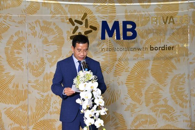 MB tiên phong đưa dịch vụ Private Banking chuẩn Thụy Sỹ về Việt Nam - Ảnh 1.
