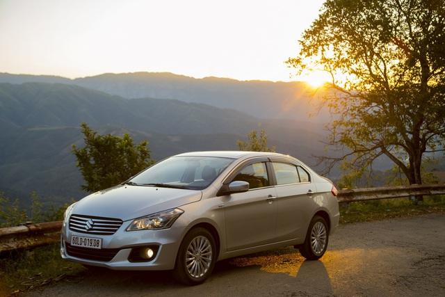 Suzuki Ciaz sắp có phiên bản mới tại Việt Nam - Ảnh 2.