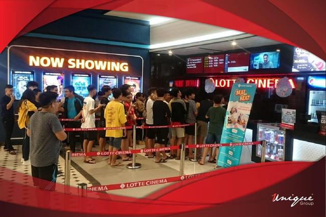 Unique và Lotte Cinema ký kết hợp tác trong lĩnh vực quảng cáo - Ảnh 2.