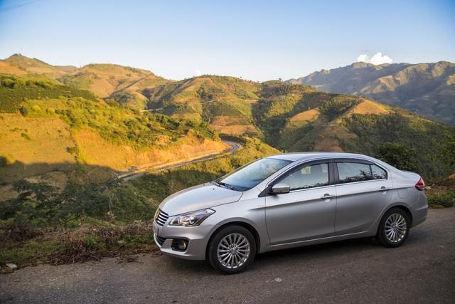 Suzuki Ciaz sắp có phiên bản mới tại Việt Nam - Ảnh 3.