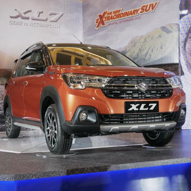 Rò rỉ giá bán Suzuki XL7 tại Việt Nam, dự kiến ra mắt trong tháng 8 - Ảnh 3.