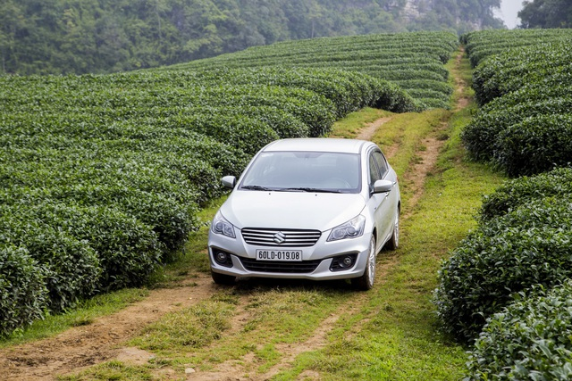 Suzuki Ciaz sắp có phiên bản mới tại Việt Nam - Ảnh 4.