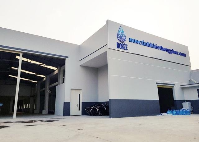 Nước Đá Hồng Phúc khẳng định thương hiệu, lấn sân sang nước tinh khiết với sản phẩm Rosée Water - Ảnh 1.