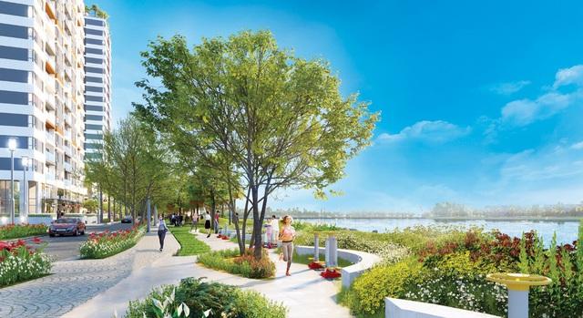 Quận 2 vẫn thu hút nhà đầu tư lẫn người mua để ở - Ảnh 1.