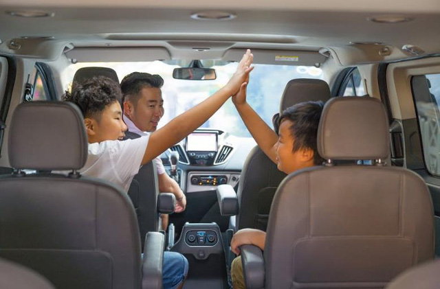 """Lý do Tourneo được """"chấm điểm"""" là chiếc xe thích hợp cho gia đình - Ảnh 4."""