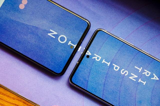 Galaxy Note 10 Lite làm bức tường thành của Samsung trở nên vững chắc hơn trước mọi đối thủ - Ảnh 4.