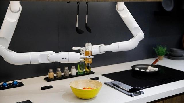 Tầm nhìn Samsung 2020: bạn chỉ việc sống và hưởng, còn lại cứ để công nghệ và robot của chúng tôi lo - Ảnh 1.