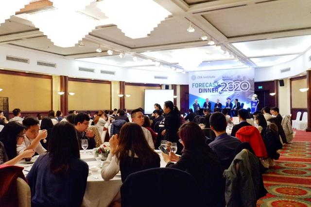 VietNam Forecast Dinner 2020 – Triển vọng nền kinh tế vĩ mô và thị trường vốn - Ảnh 1.
