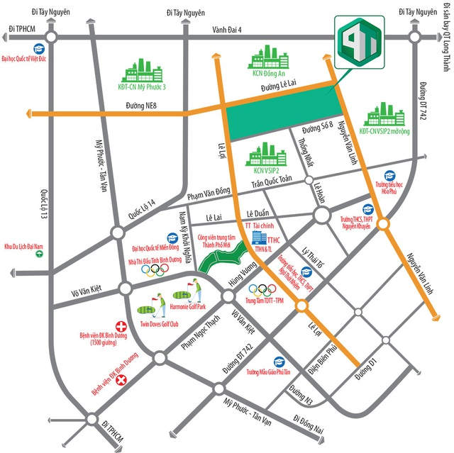 Khu công nghiệp Phú Tân: Điểm đến mới cho doanh nghiệp - Ảnh 1.