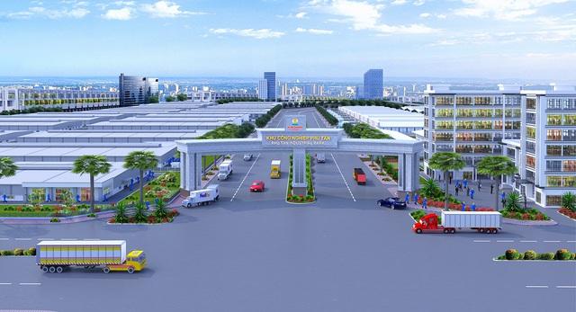 Khu công nghiệp Phú Tân: Điểm đến mới cho doanh nghiệp - Ảnh 2.