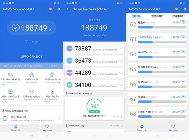Ít có smartphone Android tầm trung nào được ưu ái cho việc chơi game nhiều như thế này - Ảnh 3.