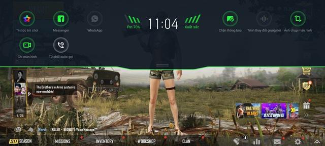 Ít có smartphone Android tầm trung nào được ưu ái cho việc chơi game nhiều như thế này - Ảnh 5.