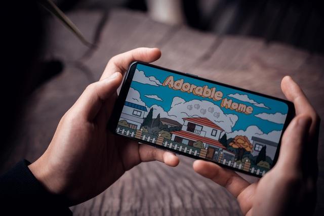 Ít có smartphone Android tầm trung nào được ưu ái cho việc chơi game nhiều như thế này - Ảnh 7.