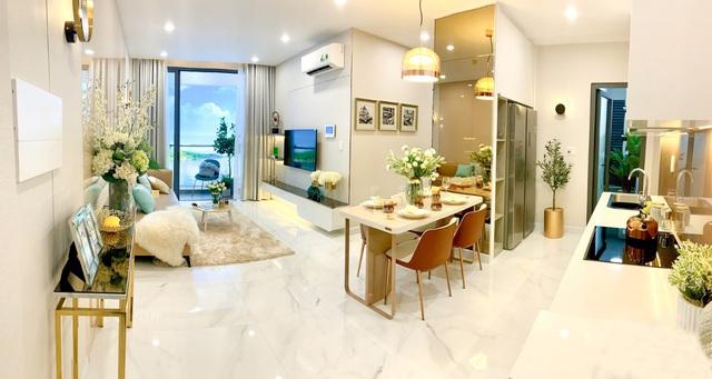 Tiện nghi chuẩn resort tại căn hộ cao cấp ven sông d'Lusso quận 2 - Ảnh 1.