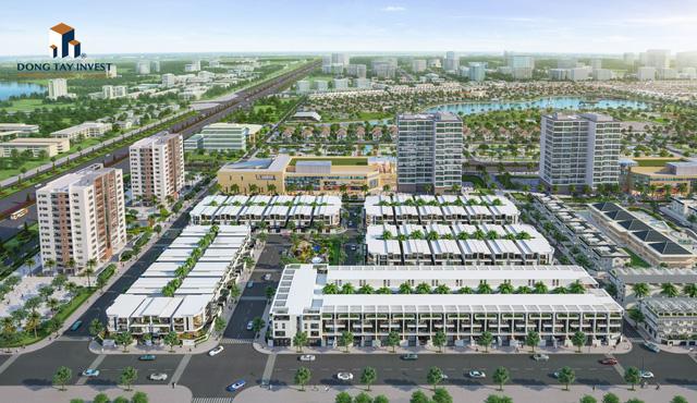 Đông Tăng Long - An Lộc: Điểm sáng bất động sản khu đông Tp.HCM năm 2020 - Ảnh 1.