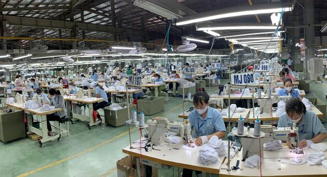 Tập đoàn Nagakawa sản xuất khẩu trang - Ảnh 1.