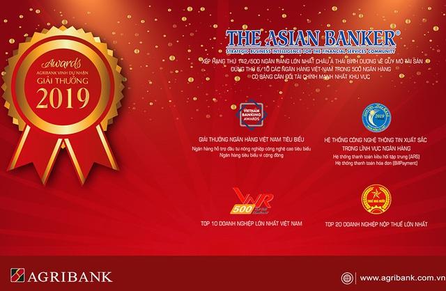 Agribank đứng thứ 190 – xếp hạng cao nhất trong các ngân hàng Việt Nam tại bảng xếp hạng Brand Finance Banking 500 - Ảnh 2.