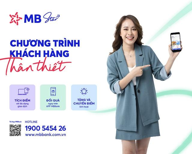 Ngân hàng MB chính thức triển khai MB Star với nhiều ưu đãi hấp dẫn - Ảnh 1.