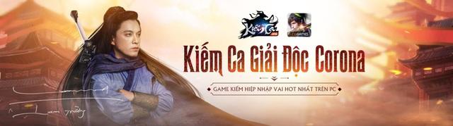 Kiếm Ca VNG bản PC chính thức ra mắt ngày 13/3 - Ảnh 1.