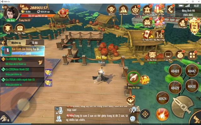 Kiếm Ca VNG bản PC chính thức ra mắt ngày 13/3 - Ảnh 3.