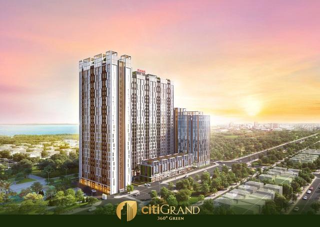 CitiGrand – Nơi kiến trúc giao hòa cùng thiên nhiên - Ảnh 1.