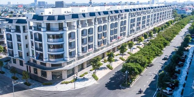 Tuyến phố thương mại hiện đại bậc nhất Sài Gòn - Ảnh 2.