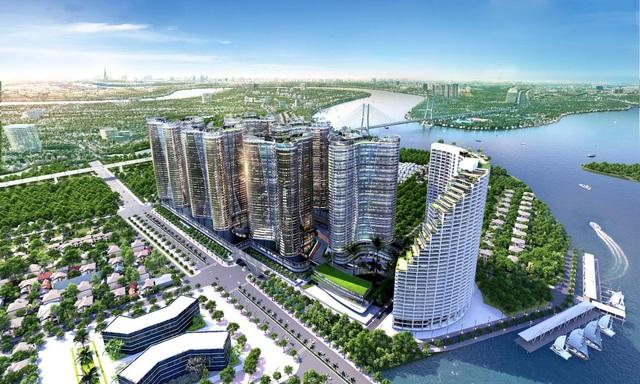 Công bố tòa tháp đặc biệt trong dự án 25 nghìn tỷ đồng của Sunshine Group tại Quận 7 - Ảnh 1.