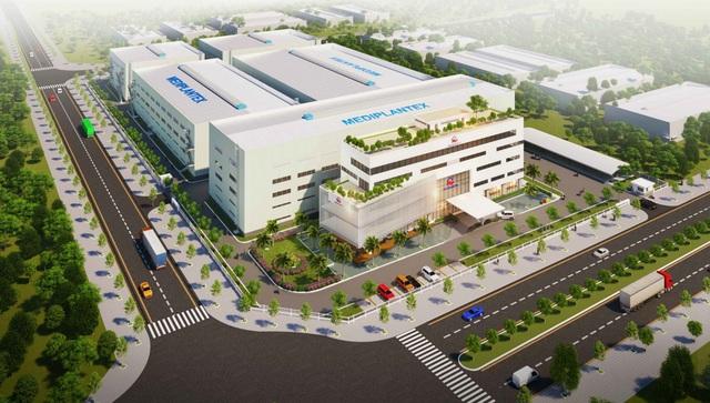 Công ty CP Dược Trung ương Mediplantex (MED) chào sàn HNX với giá 45.000đồng/cổ phiếu - Ảnh 1.