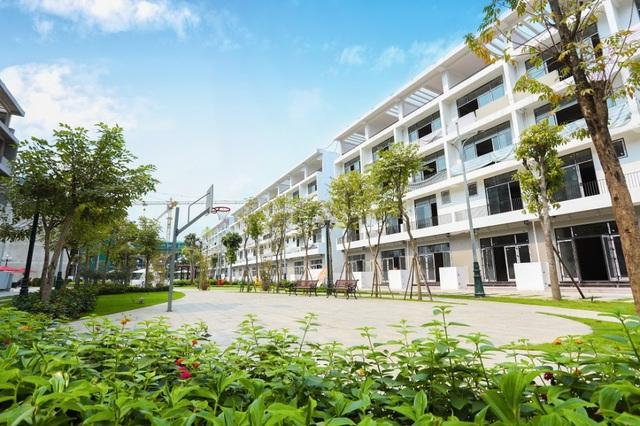 Shophouse Bình Minh Garden – dự án tiên phong trong việc hưởng lợi từ hạ tầng khu vực Long Biên - Ảnh 1.