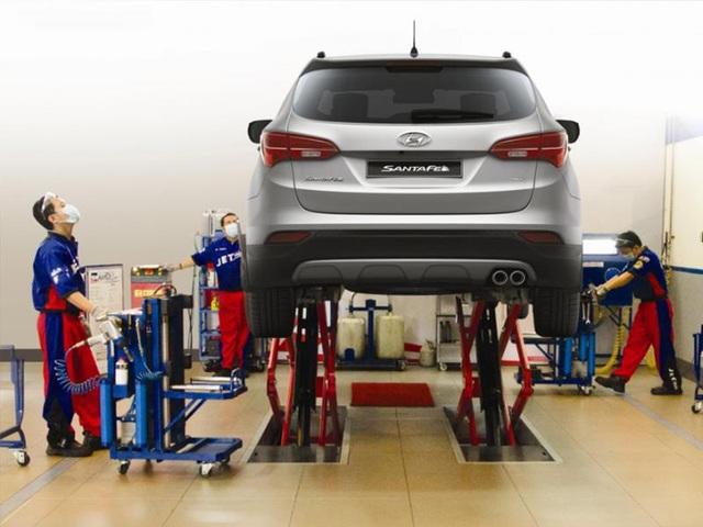 Hyundai Giải Phóng cơ sở Ngọc Hồi – Showroom Hyundai 3S tiêu chuẩn toàn cầu - Ảnh 3.