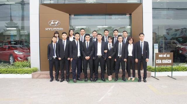 Hyundai Giải Phóng cơ sở Ngọc Hồi – Showroom Hyundai 3S tiêu chuẩn toàn cầu - Ảnh 4.