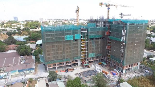Phân khúc căn hộ trung cao cấp thu hút giới đầu tư ngoại thành - Ảnh 1.