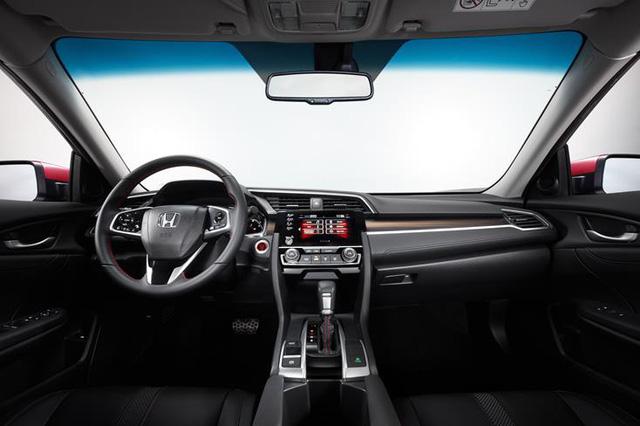 Honda Civic RS thêm màu mới tại Việt Nam - Ảnh 2.