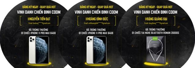 Gặp gỡ người trúng iPhone 11 Pro Max 64Gb từ Call of Duty: Mobile VN - Ảnh 1.