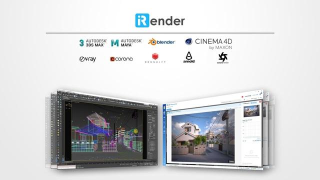 iRender Việt Nam: Thông số cấu hình máy tính không còn là vấn đề đối với thiết kế đồ hoạ 3D nhờ giải pháp Cloud Rendering - Ảnh 1.