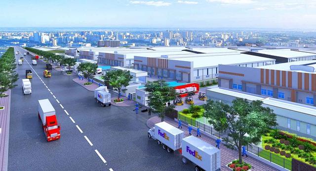 Khu công nghiệp Phú Tân sẵn sàng chào đón doanh nghiệp - Ảnh 1.