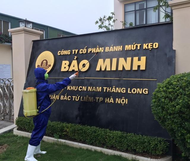 Bảo Minh: Chủ động trong việc phòng, chống dịch Covid – 19 - Ảnh 1.