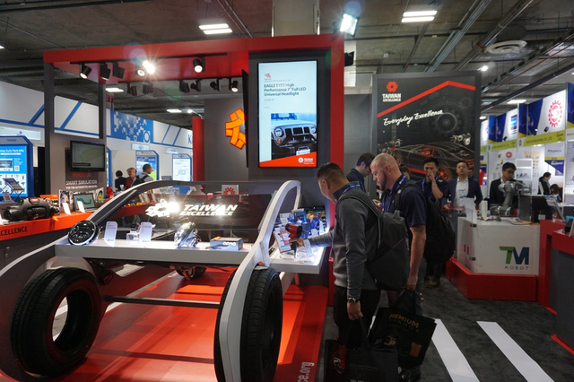 Taiwan Excellence mở ra triển vọng phục hồi của các ngành công nghiệp Đài Loan mùa dịch Covid-19 - Ảnh 1.
